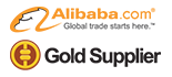 Alibaba Gold Supplier Logo